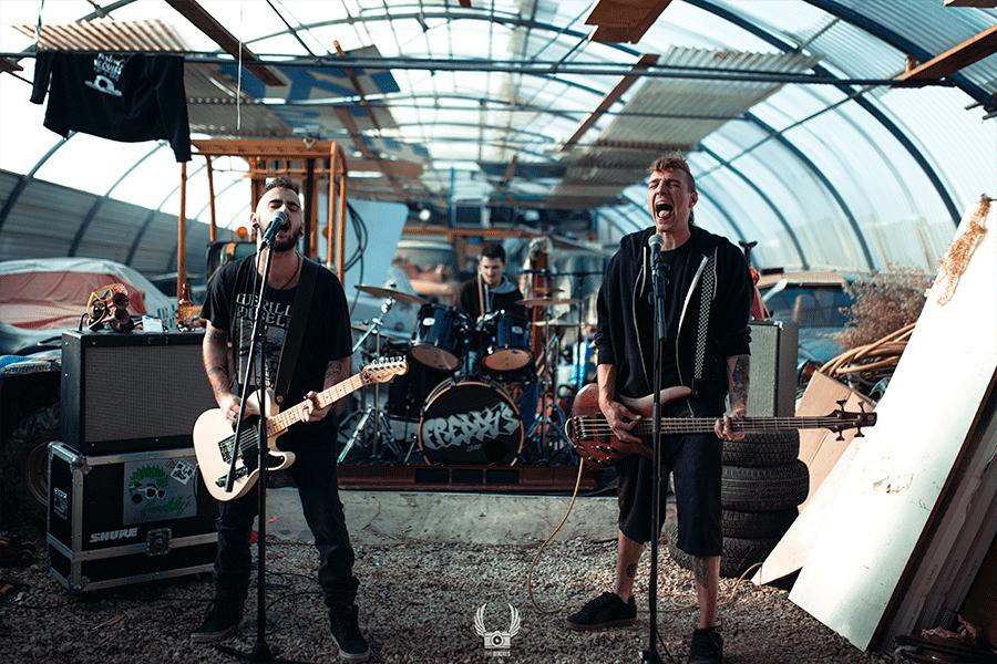 Réalisation clip de musique rock Toulon Néoules