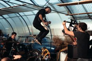 Backstage réalisation video clip de musique Toulon