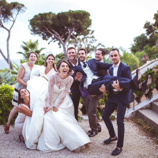 Mariage Pins Penchés Toulon