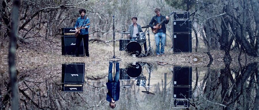 Montage vidéo clip musique marseille groupe split screen