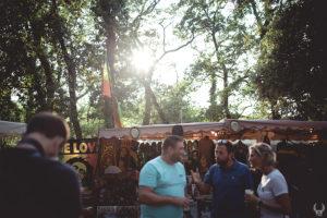 photographe vidéaste festival Neoules stand