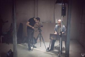 vidéaste tournage making of clip musique toulon raoul petite