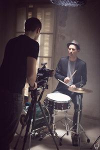 réalisation clip toulon tournage backstage