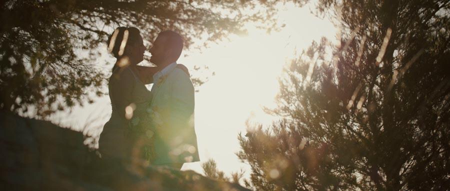 Vidéo Mariage alternatif Toulon Var Provence séance couple au sommet du faron