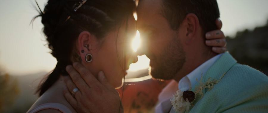 Vidéo Mariage rock Toulon Var Provence séance couple intimiste