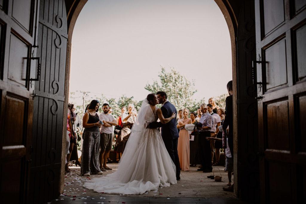 Mariage dans une église à Toulon