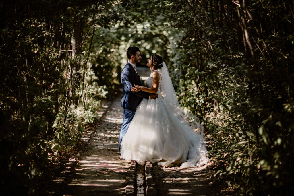 Mariage à La Valette-du-Var au Jardin Remarquable de Baudouvin