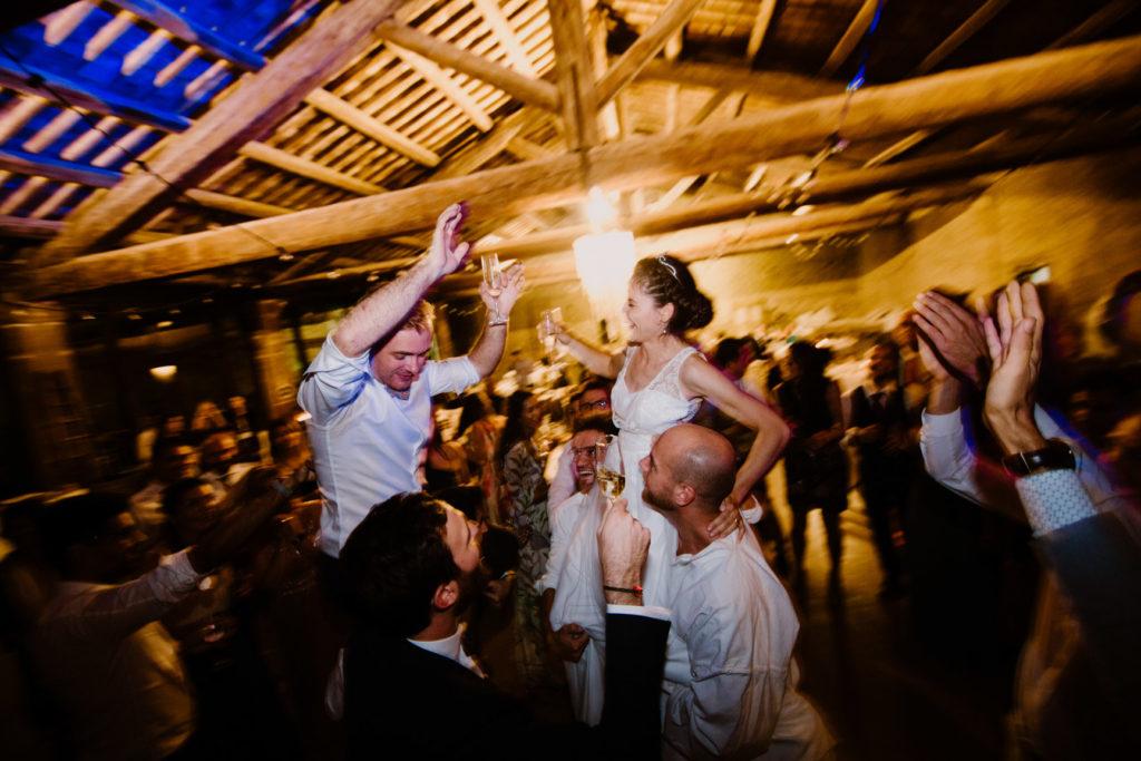 soirée salle mariage au moulin des gaffins en provence
