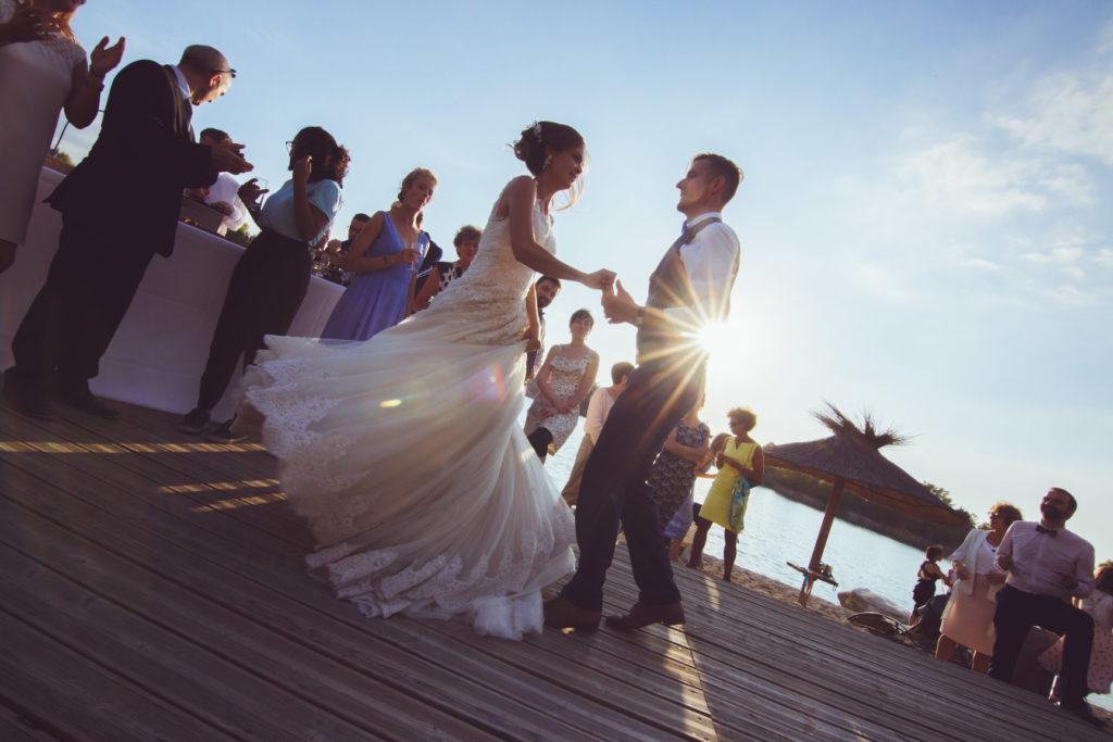 danse lindy hop des mariés