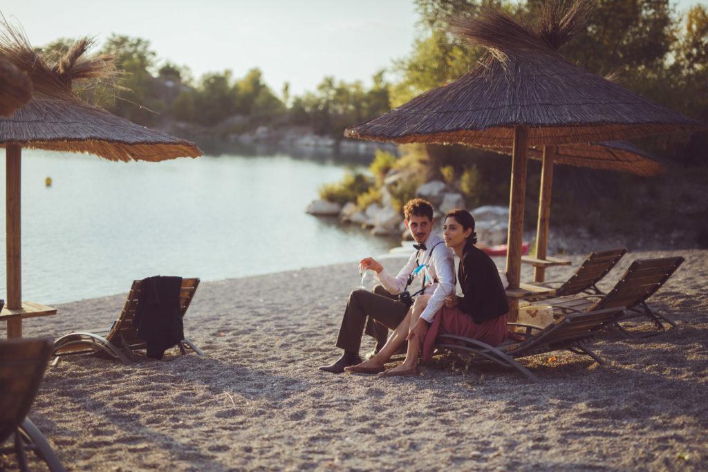 mariage sur la presqu'île de real plantain