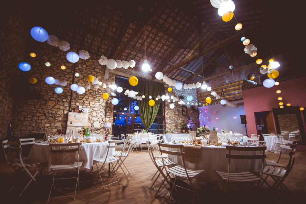 salle de mariage de la presqu'île de real plantain