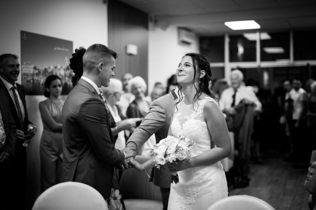 photographe de mariage à six-fours mairie