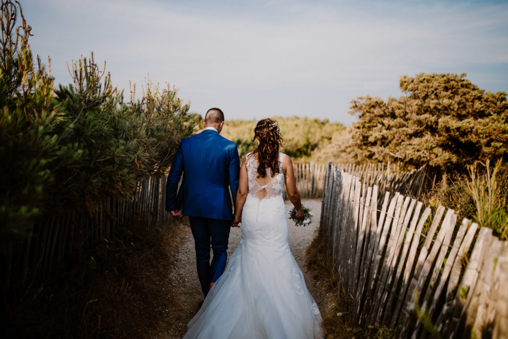 mariage sur l'île du gaou photographe et vidéaste