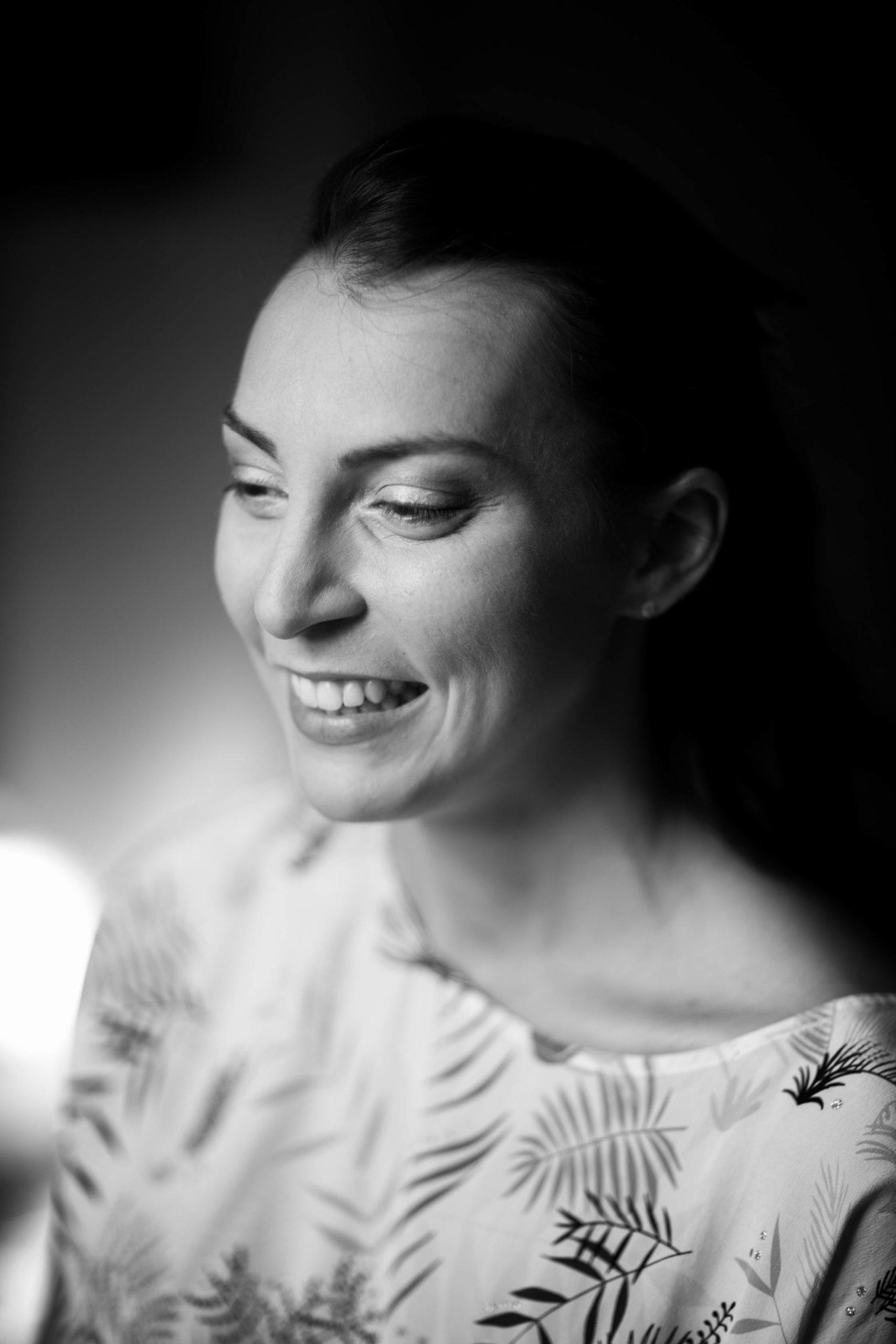 photo portrait mariée avignon