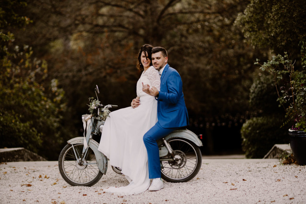 photographe de mariage demeure de cancerilles en provence