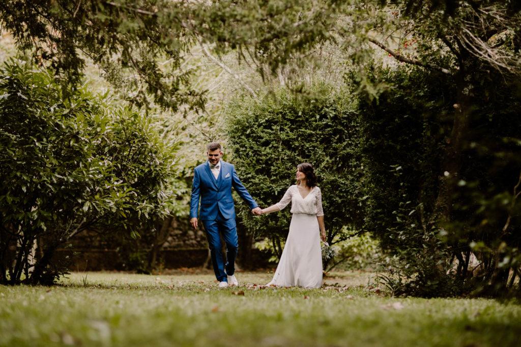 photographe de mariage demeure de cancerilles