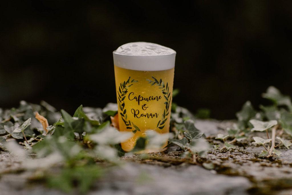 mariage bar à bière