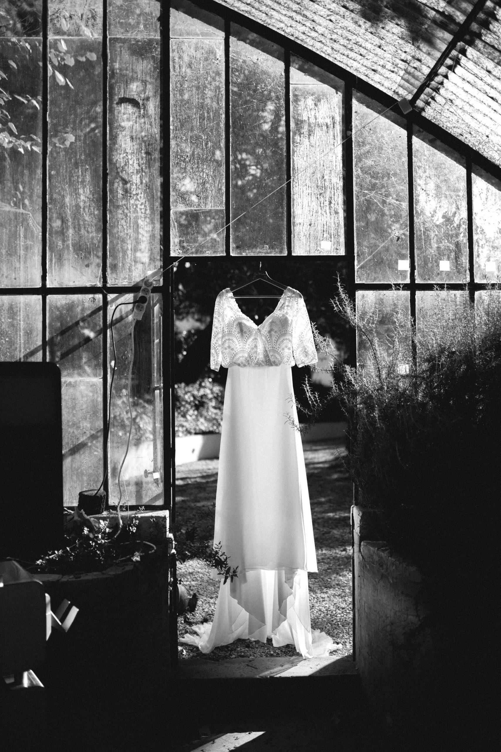 robe de mariage demeure de cancerilles