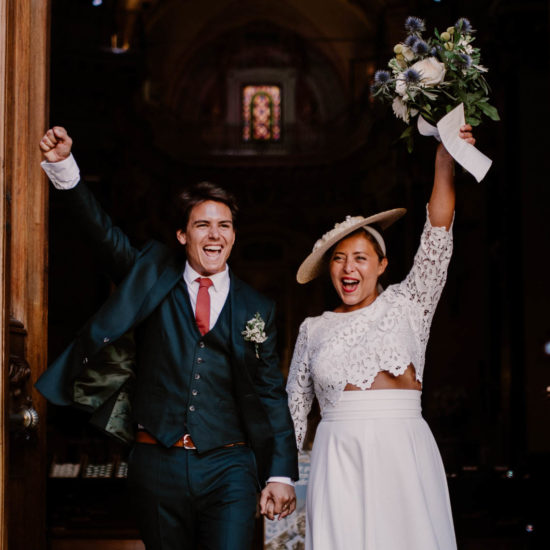 photographe mariage nice Cathédrale Sainte-Réparate mont leuze