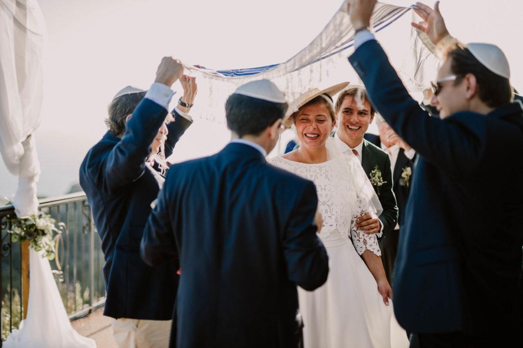 cérémonie juive domaine du mont leuze