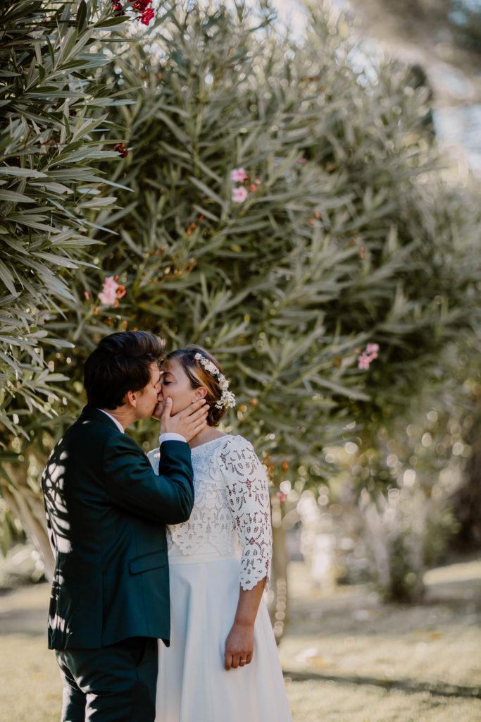 photographe de mariage en provence domaine du mont leuze