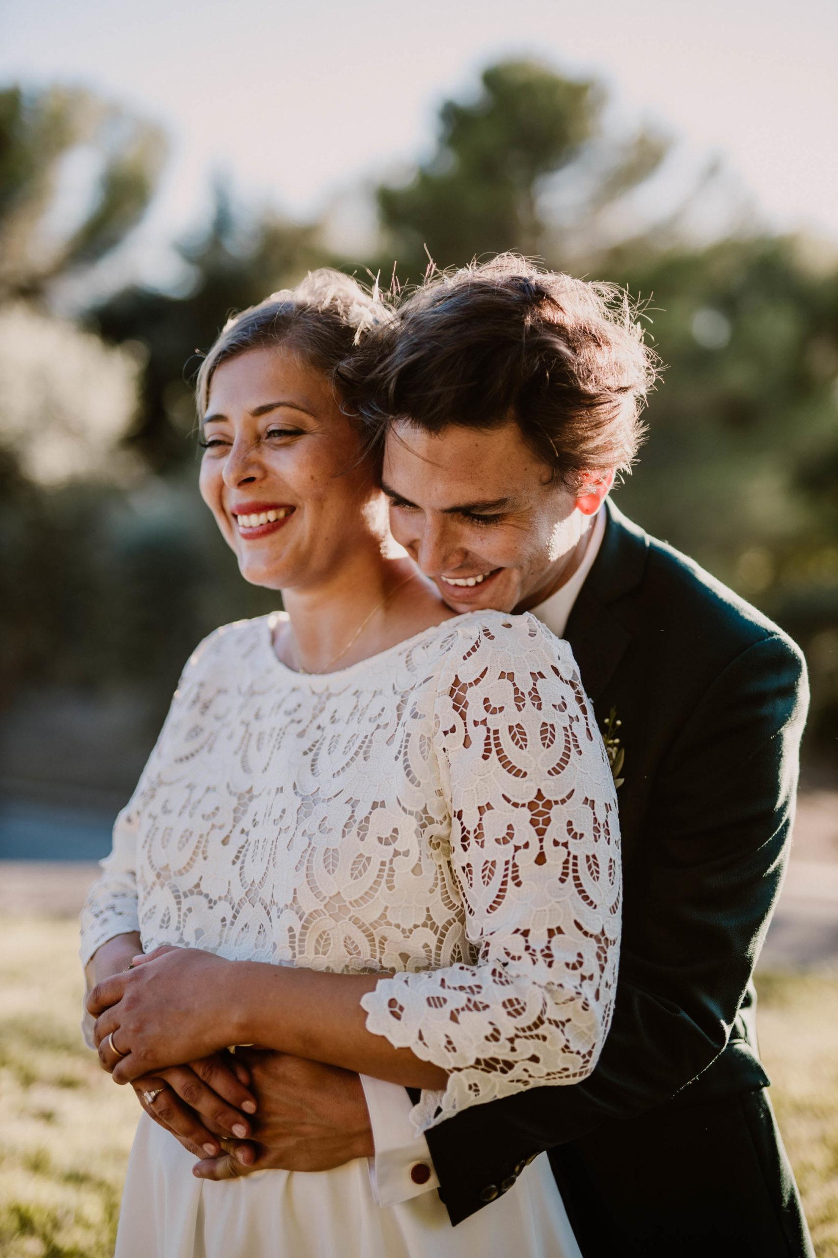 photographe de mariage à nice domaine du mont leuze
