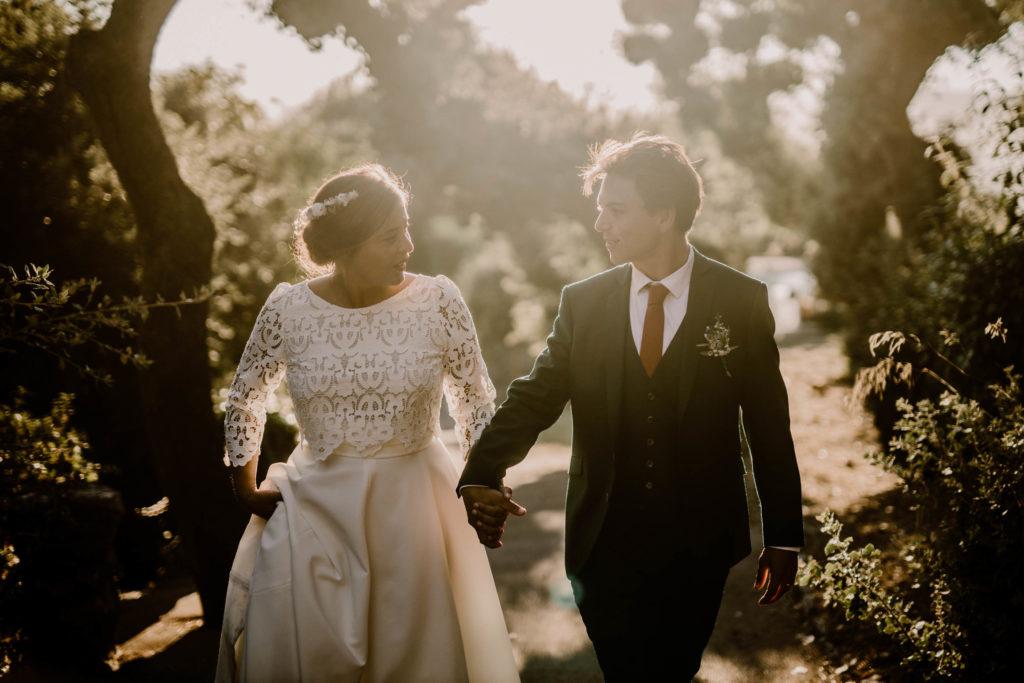 Photographe et vidéaste de mariage au domaine du Mont Leuze