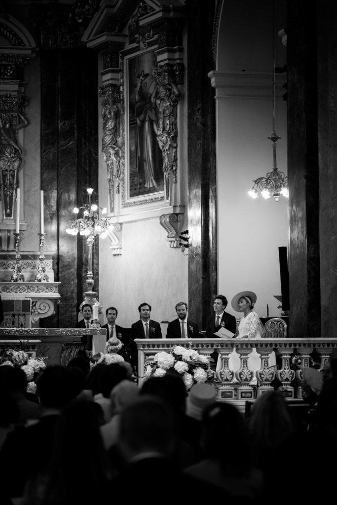 photographie de mariage nice Cathédrale Sainte-Réparate